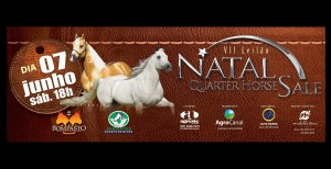VII NATAL QUARTER HORSE SALE